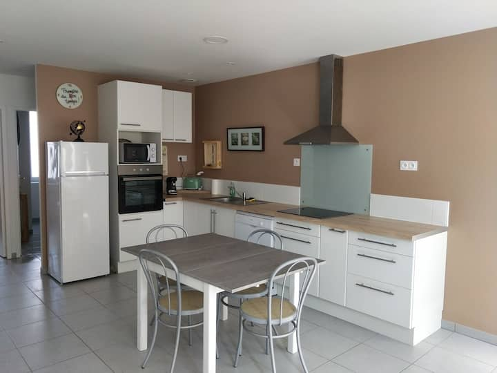 Appartement T2 lumineux