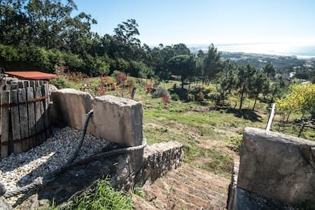 Country House with incredible view of Figueira - Figueira da Foz - 住宿加早餐