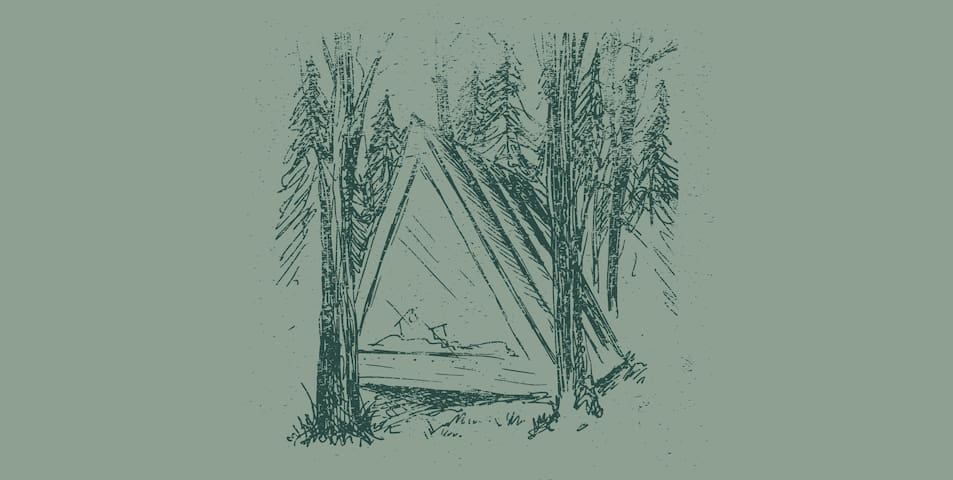 Glamping @ Tops'l Farm - A Frame Cabins (5 Sites) - Waldoboro - Kabin