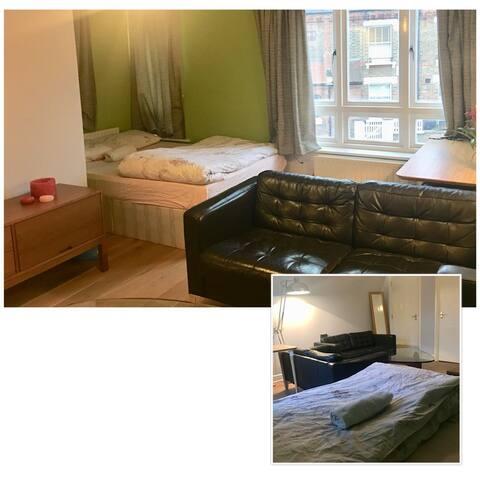 Luxury Modern Double Room