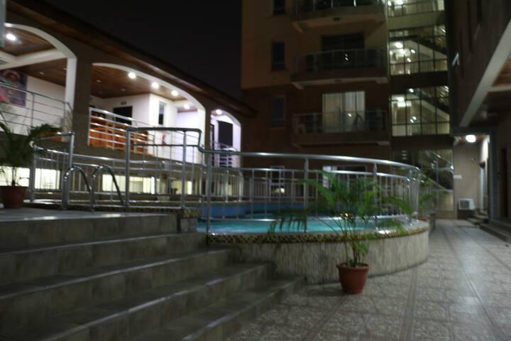 Lagos best kept secreat GW house