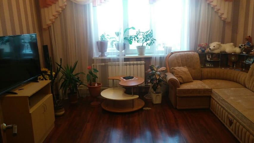 4-bedroom flat close to Belaya, GGM district - Nizhniy Tagil - Apartament