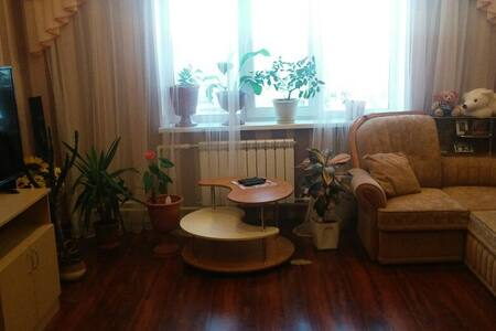 4-bedroom flat close to Belaya, GGM district - Nizhniy Tagil - อพาร์ทเมนท์