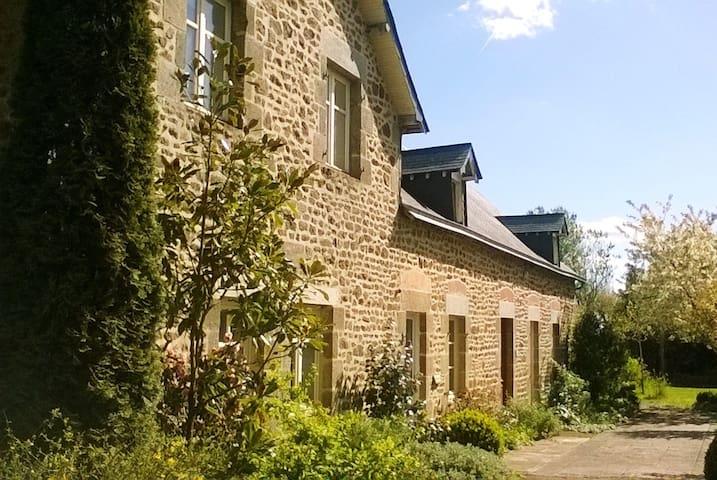 "Chambre d'hôtes La Rouaudière Chambre ""Euphrosine"""