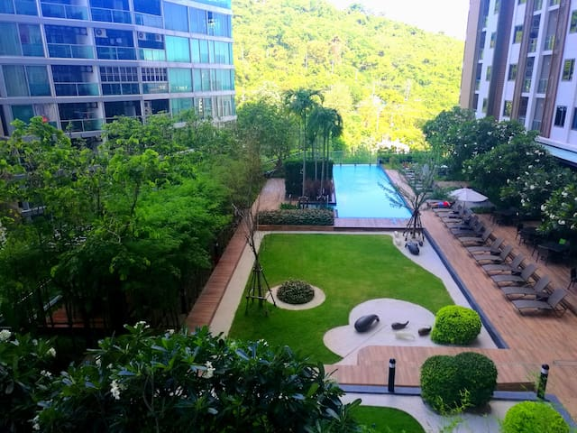 UNIXX-Pattaya高层山海景公寓