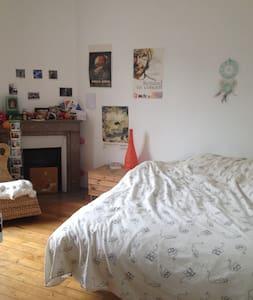 Chambre bel appartement proche Paris et Disneyland - Le Raincy