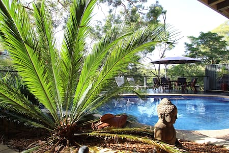 Beautiful Bushland Retreat Sydney