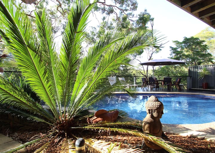 Beautiful Bushland Retreat Sydney