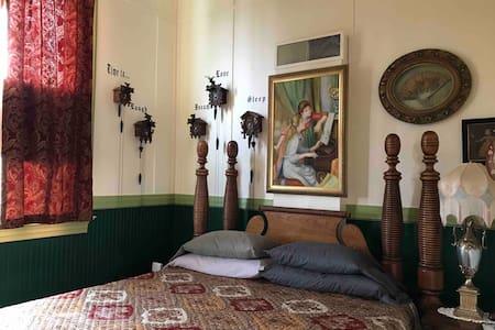 The Clark Room at Deer Island Manor