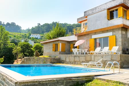 Country House with Pool - Villa