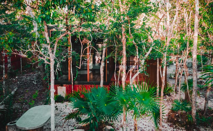 Mayan Riviera Jungle Cabin - Tulum, Mexico