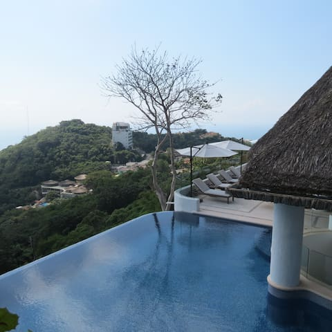 All Inclusive Concept & The Best View in Acapulco.