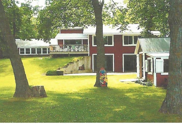 Alexandria, Lake House on Little Darling - Alexandria - Rumah