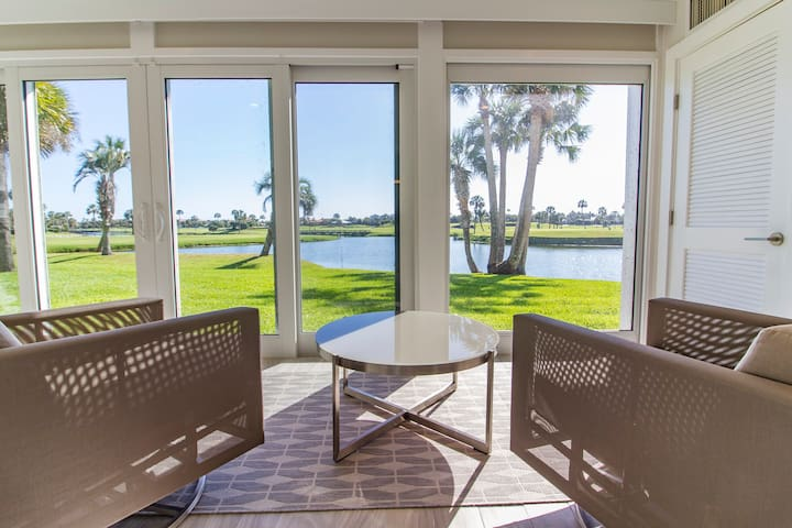 Ponte Vedra The Pointe G1, Golf View, 3 Bedrooms, Sleeps 6