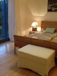 2-Zi. Wohnung im Grünen - Langwedel - Apartamento
