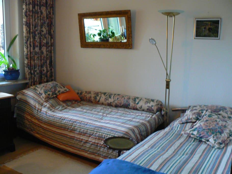 Gästezimmer / 2. bedroom