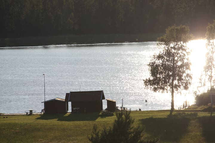 Wonderful house with lake views  - Mariestad - Dom