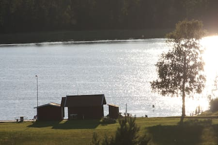 Wonderful house with lake views  - Mariestad