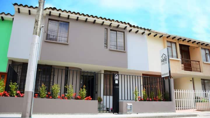 CASA HOTEL LA CASTELLANA IX