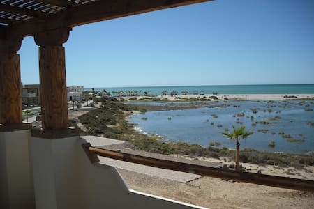 Affordable 3 bedroom luxury beach front condo