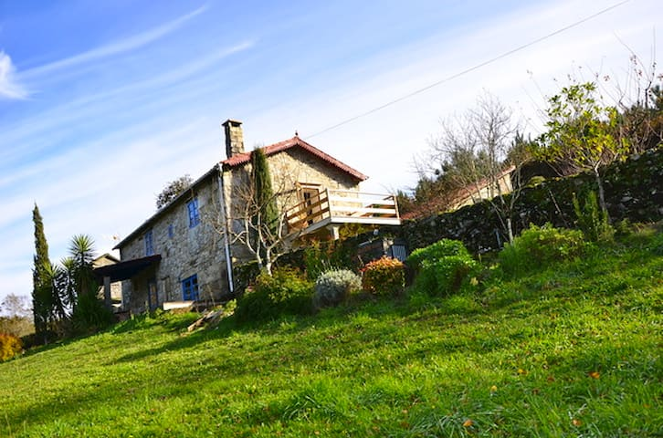 Lovely cottage in Northern Spain - Campo Lamerio/Pontevedra PC