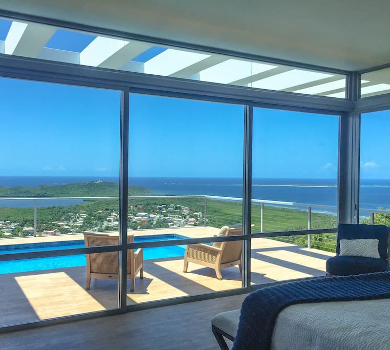 UNIQUE RELAXING ISLAND VIEW IN ALL SUITES
