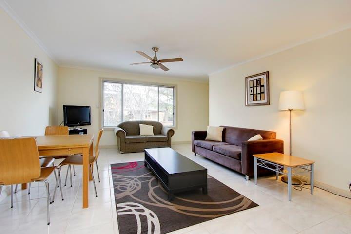Claret Ash Apartments