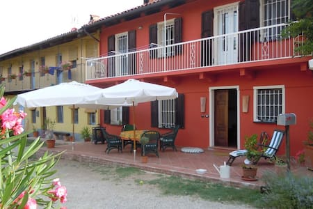 CAMOMPLIN III, LIVE THE COUNTRYSIDE - Canale d'Alba - House