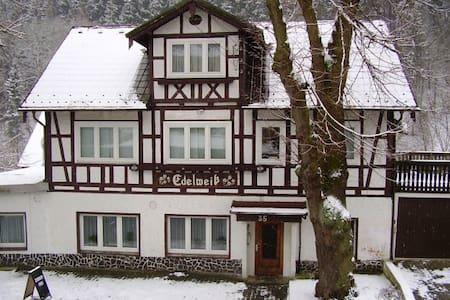 Einzelzimmer im Thüringer Schiefergebirge - Gräfenthal