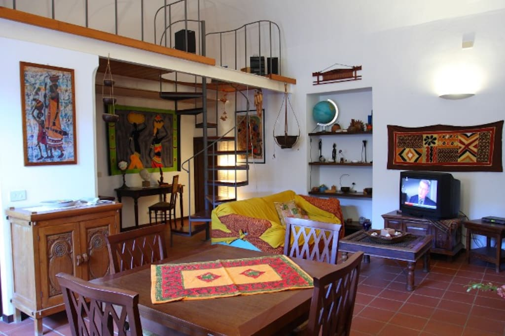 Casa del cortile appartamenti in affitto a cefal for Piani casa del cortile