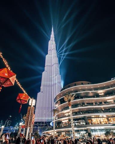 Daniel's Dubai Downtown Guidebook