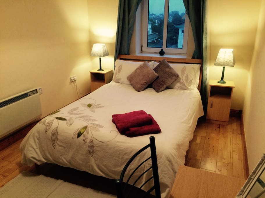 Spacious and tidy double room