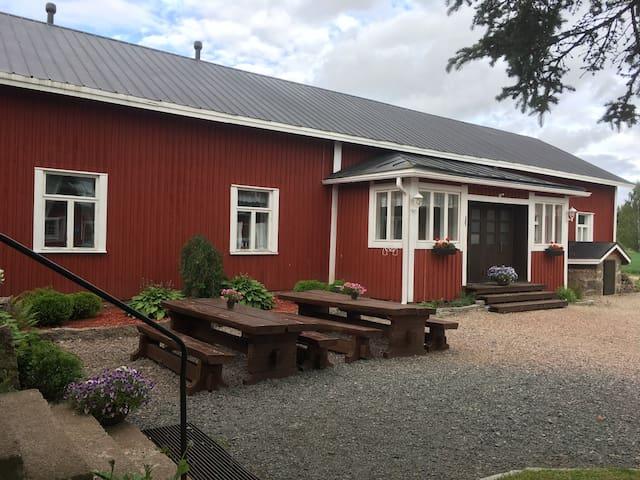 Maalaistalo Kankaanpäässä