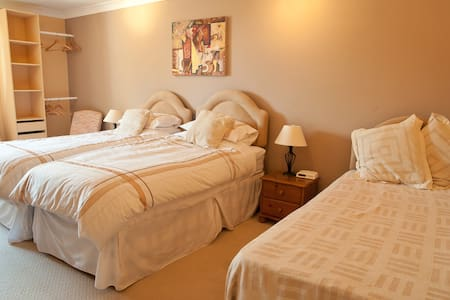 Family Room in Bed and Breakfast - Deddington