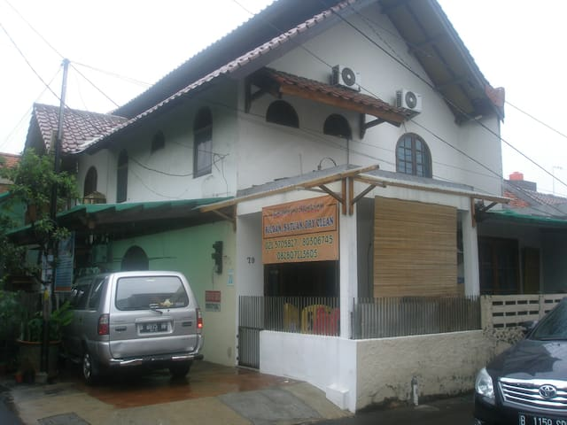 KAMAR EKSTRA - Jakarta - Haus