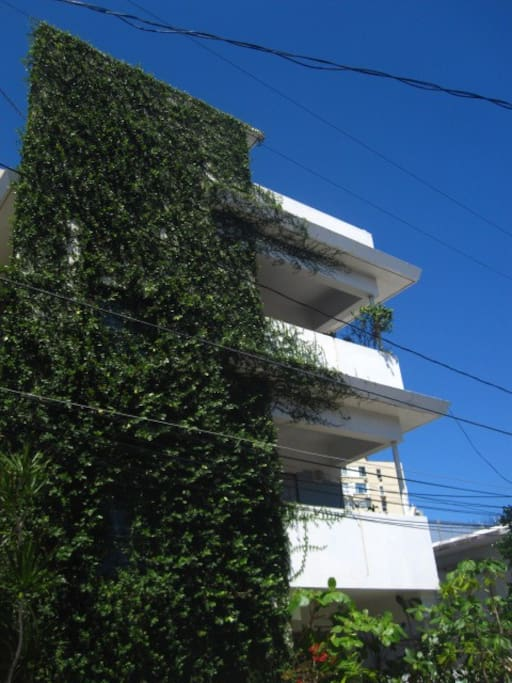 second balcony, 2nd floor