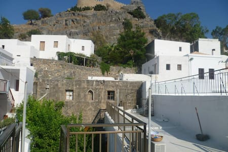 View of Acropolis, Studio apt