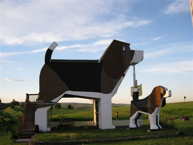Dog Bark Park Inn Bu0026B   Bed And Breakfasts For Rent In Cottonwood, Idaho,  United States