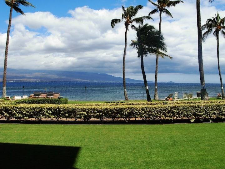 Maui Oceanfront 1br 1ba Condo