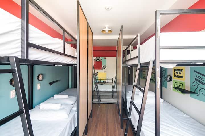 Selina Lapa Rio de Janeiro - Bed in Large Dorm