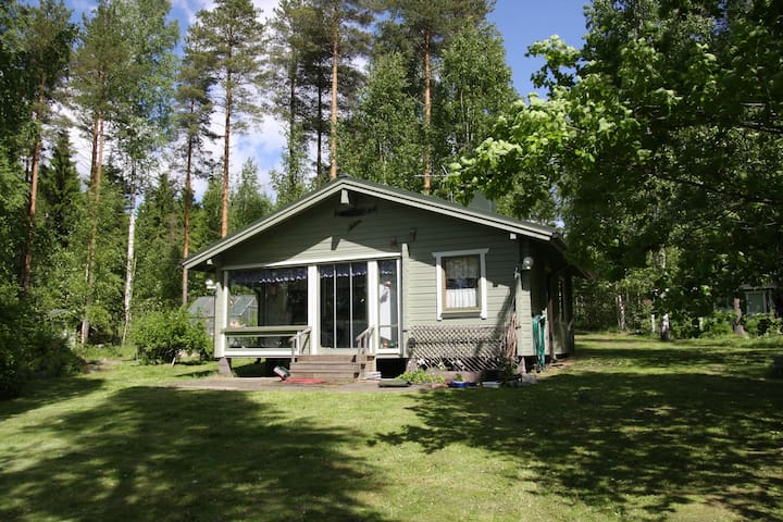 Cottage near Linnansaari National Park