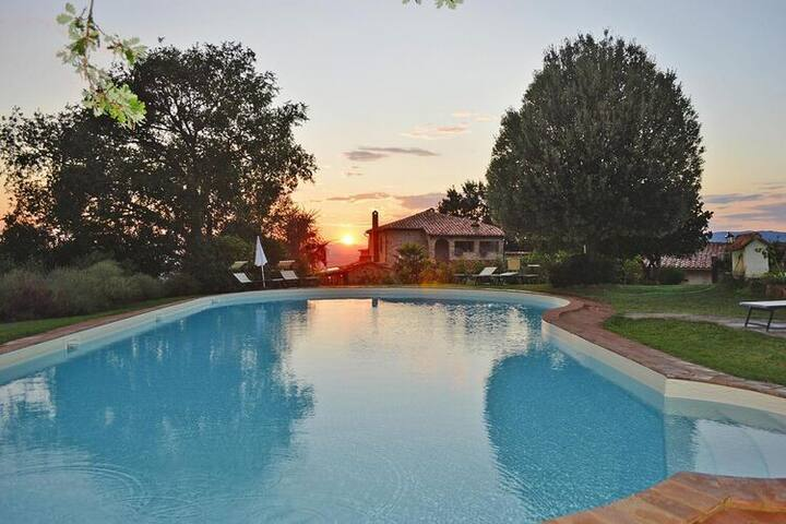 4 star holiday home in Seggiano
