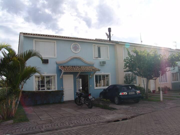 Furnished house/Casa mobiliada Grande Porto Alegre