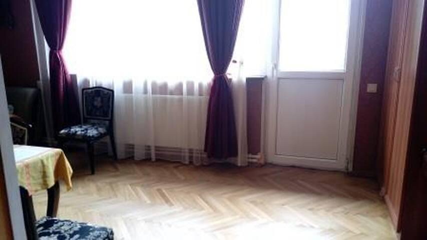 Apartment on Budapest Street