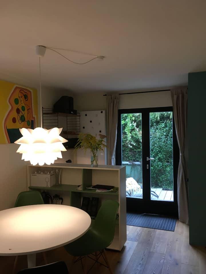 Gemütliches Apartment mit Patio