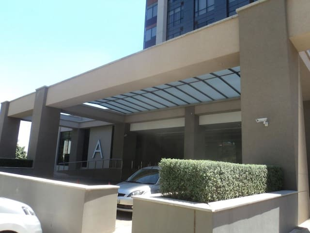 Sandton Skye Apartment one bed room 50 sq meters