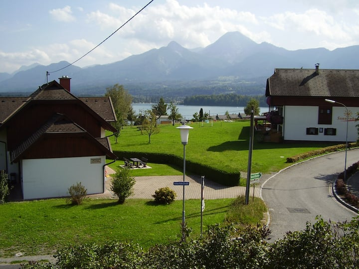 Pleasant guest house  Faakersee