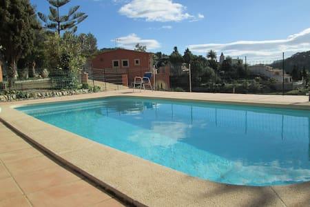 Beautiful Villa w/swimmingpool - Puigpunyent - Villa