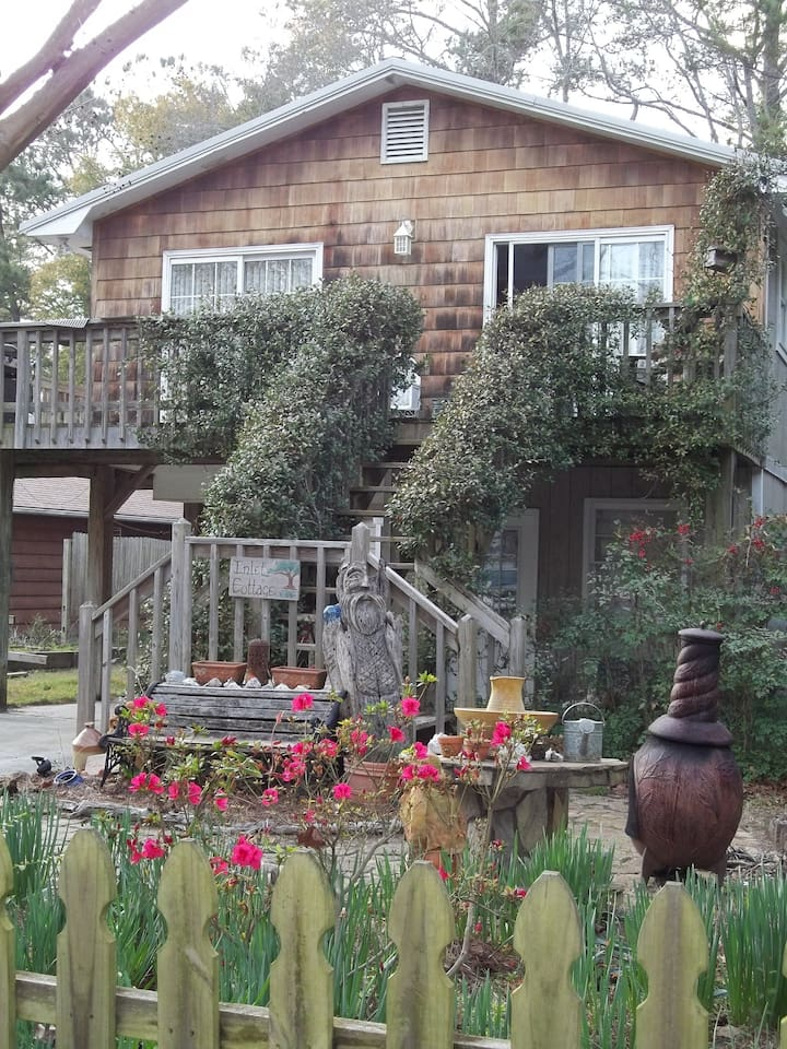 Our Inlet Cottage here in Murrells Inlet SC