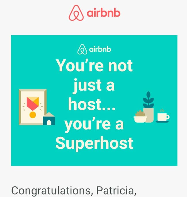 Im a Superhost. You deserve VIP vacations. Im ready to welcome you